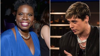 """Leslie Jones says the media and public are giving MIlo Yiannopoulos """"too much energy."""""""