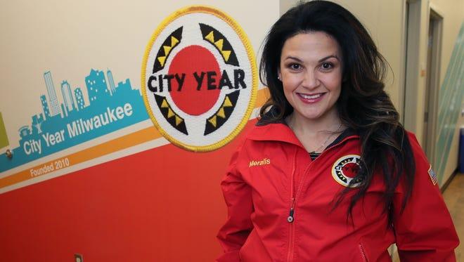 Meralis Hood is executive director of City Year Milwaukee.