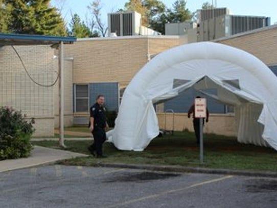 Houston County Community Hospital deployed its mobile