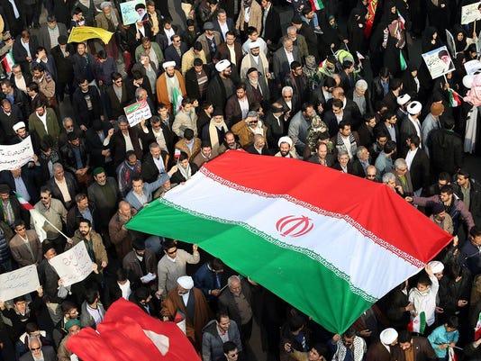 IRAN-UNREST
