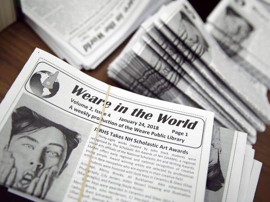 Newspaper Reborn