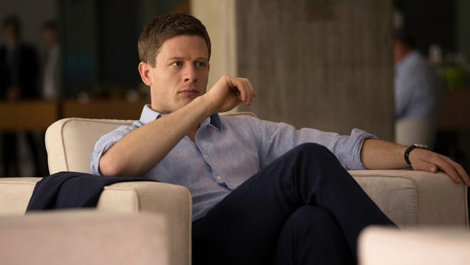 Alex Godman (James Norton) is a London investor who gets involved in international organized crime in AMC's 'McMafia.'