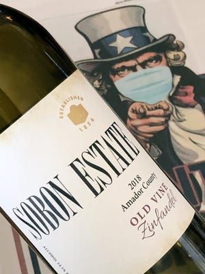 Soon Estate Old Vine Zinfandel is the perfect wine for grilling on July 4.