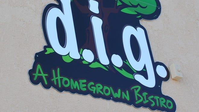 CLOSED: D.I.G. in Suntree.