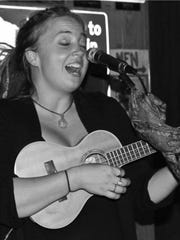 Carley Baer will perform Dec. 30, 2016 at the Elbow