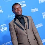 """""""Selma"""" star David Oyelowo, shown Sunday, Feb., at the Virtuosos Award at the 30th Santa Barbara International Film Festival, says the movie was given the greenlight only after """"12 Years a Slave"""" and """"The Butler"""" did well financially in 2013."""