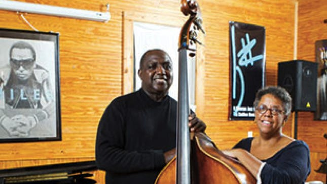Clarence and Gerri Seay have owned B-Sharps Jazz Cafe since 2004 and are reopening after a 6 month hiatus. They look to reinvigorate the local jazz scene.