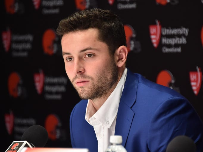 2018: Baker Mayfield, QB, Oklahoma - Cleveland Browns
