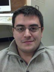 Kyle Reeser is a PhD student in biomedical engineering at Binghamton University