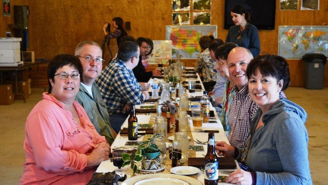 Meuer Farm to Table dinner series to start May 19.