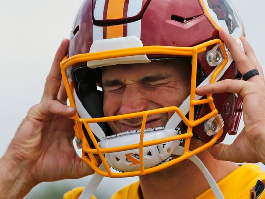 Kirk Cousins may be headed to the Vikings.