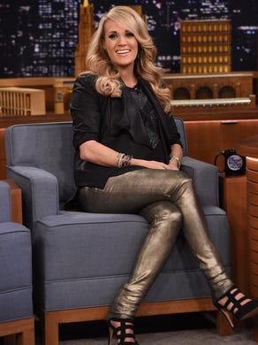 "Carrie vitis ""The Tonight Show Starring Jimmy Fallon'"