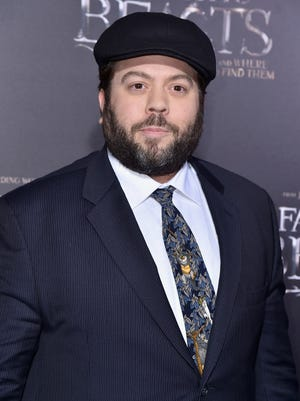 """Dan Fogler attends the """"Fantastic Beasts And Where To Find Them"""" premiere on Nov. 10, 2016 in New York City."""