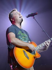 Edwin McCain performs during IEBA Conference Day 1 at the War Memorial Auditorium on Oct. 7, 2012 in Nashville, Tennessee.