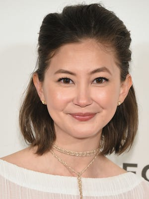Kimiko Glenn is featured in a new PETA campaign.