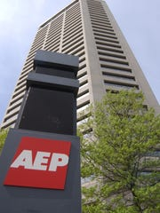 The American Electric Power corporate headquarters
