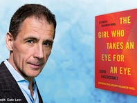 #BookmarkThis with David Lagercrantz