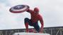 Spiderman in the latest Captain America: Civil War