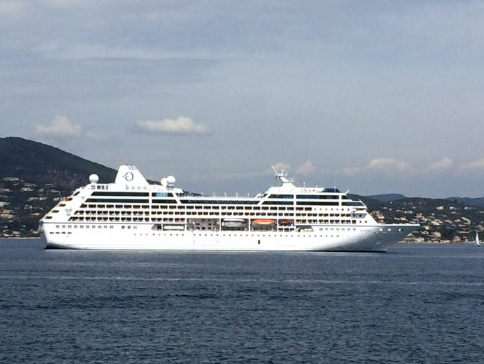 built in 1999, the 684-passenger Sirena joined the Oceania Cruises ...