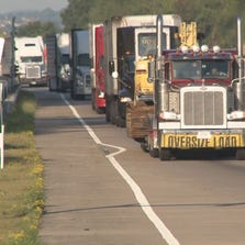 As truck drivers retire, more job openings remain unfilled.