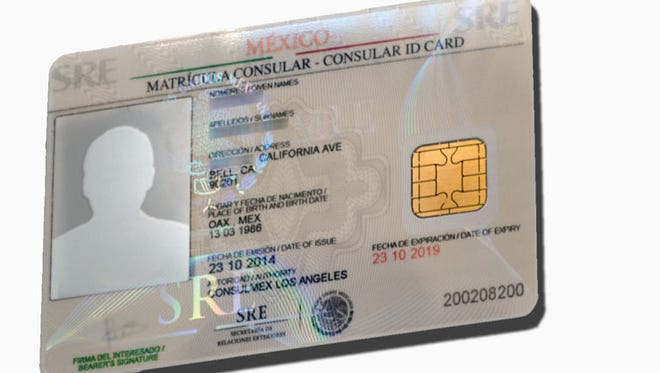Consular IDs are secure, so law enforcement can be sure they are accurately identifying witnesses, victims and suspects.