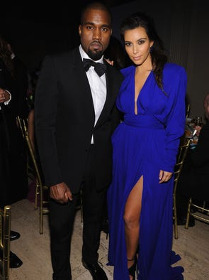 Just call them Kimye. Kim Kardashian and Kanye West have become one of the most recognizable couples on the planet. Scroll through to see photos of the couple throughout their memorable relationship.