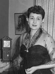 Lisa Lavia Ryan's grandmother.