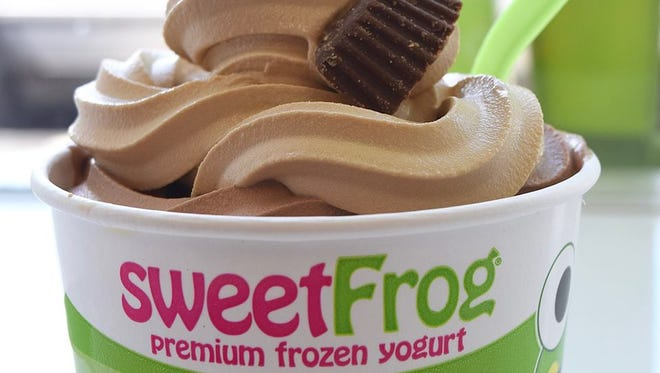sweetFrog, a premium frozen yogurt company, is opening a new shop at Bannerman Crossing.