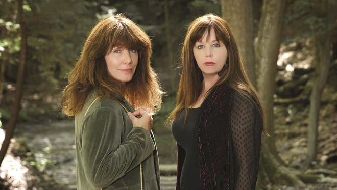 The Burns Sisters perform their holiday shows Friday and Saturday at the Hangar Theatre.