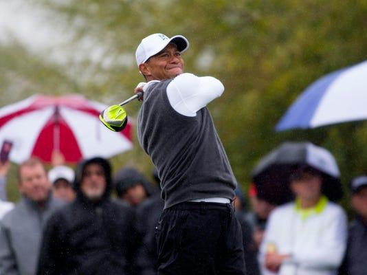 PGA: Waste Management Phoenix Open-Second Round