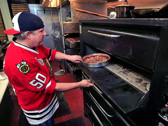 South of Chicago Pizza Fishers