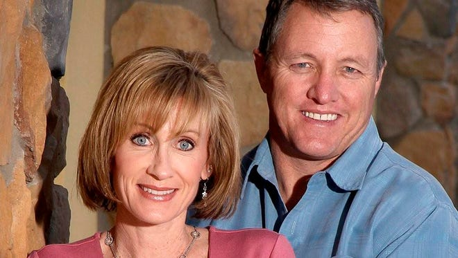 Krickett and Kim Carpenter will present their story during Ultimate Date Night on Feb. 19.