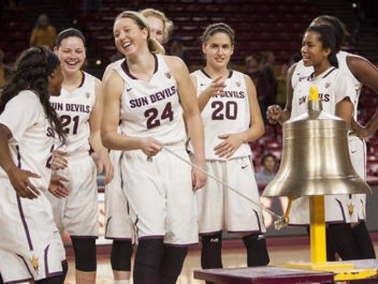 ASU women cannot host NCAA games off campus