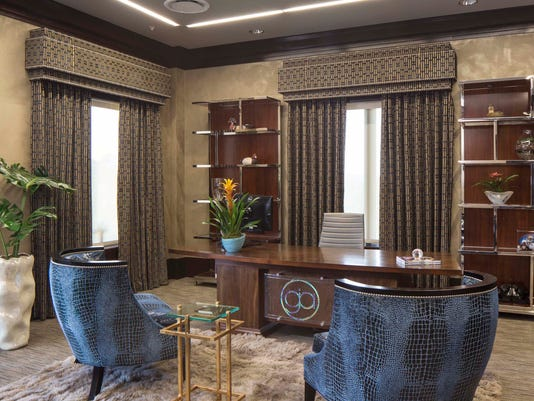 POSH Interiors - Grady Abrahams Offices
