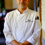 The Grape Leaf chef Nabil Al-Saba. The restaurant is at 2217 Frankfort Avenue. July 23, 2015