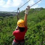 Guam bucket list: Head to the skies via zip line