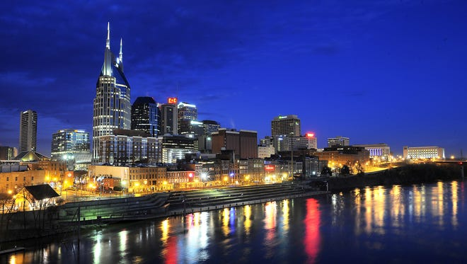 Nashville was named one of the hottest cities for 2016.