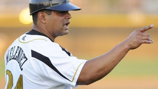 Mervyl Melendez leads Alabama State to its first ever SWAC title