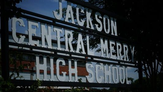 As part of the public-private partnership the Madison County Commission will build a new Jackson Central-Merry High School