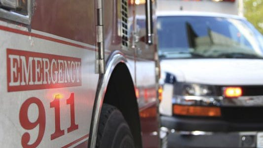 A moped rider was critically injured Friday in an accident along a rural stretch of Carroll County Road.