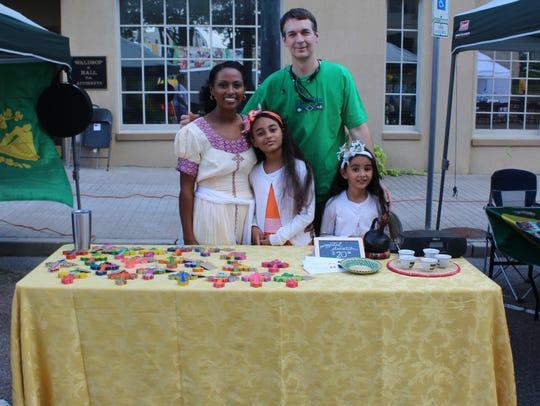 The Jackson International Food and Art Festival begins