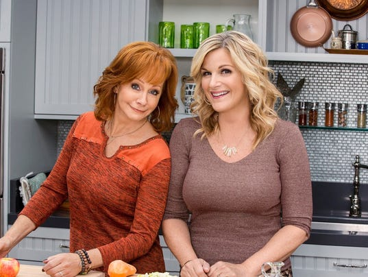 Trisha Yearwood finds time for food, music