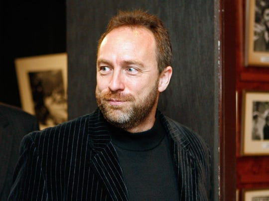 Jimmy Wales will speak on March 9 at Purdue University.