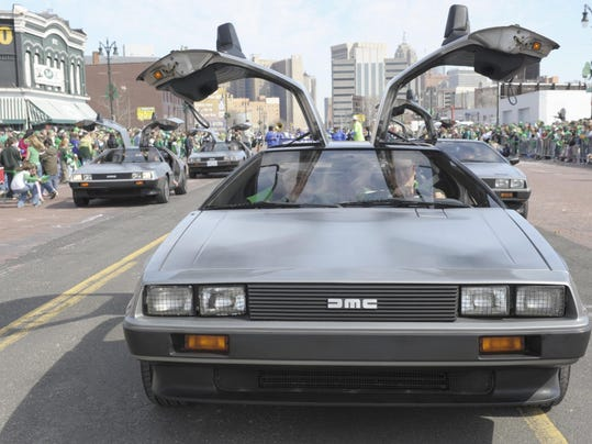 DeLorean FILE