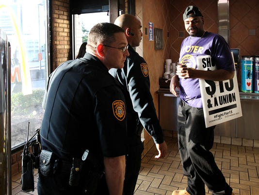 Memphis Police arrest activist's cousin on drug charge