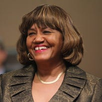 Anita Favors Thompson retired on Nov. 20 after 18 years as city manager.