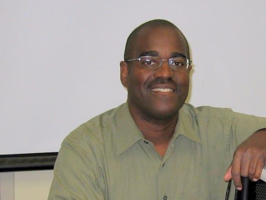 CADL Okemos Public Services Librarian Eric Stanton