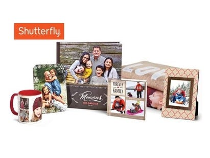 Enjoy $20 OFF your purchase of $20 or more with Shutterfly!