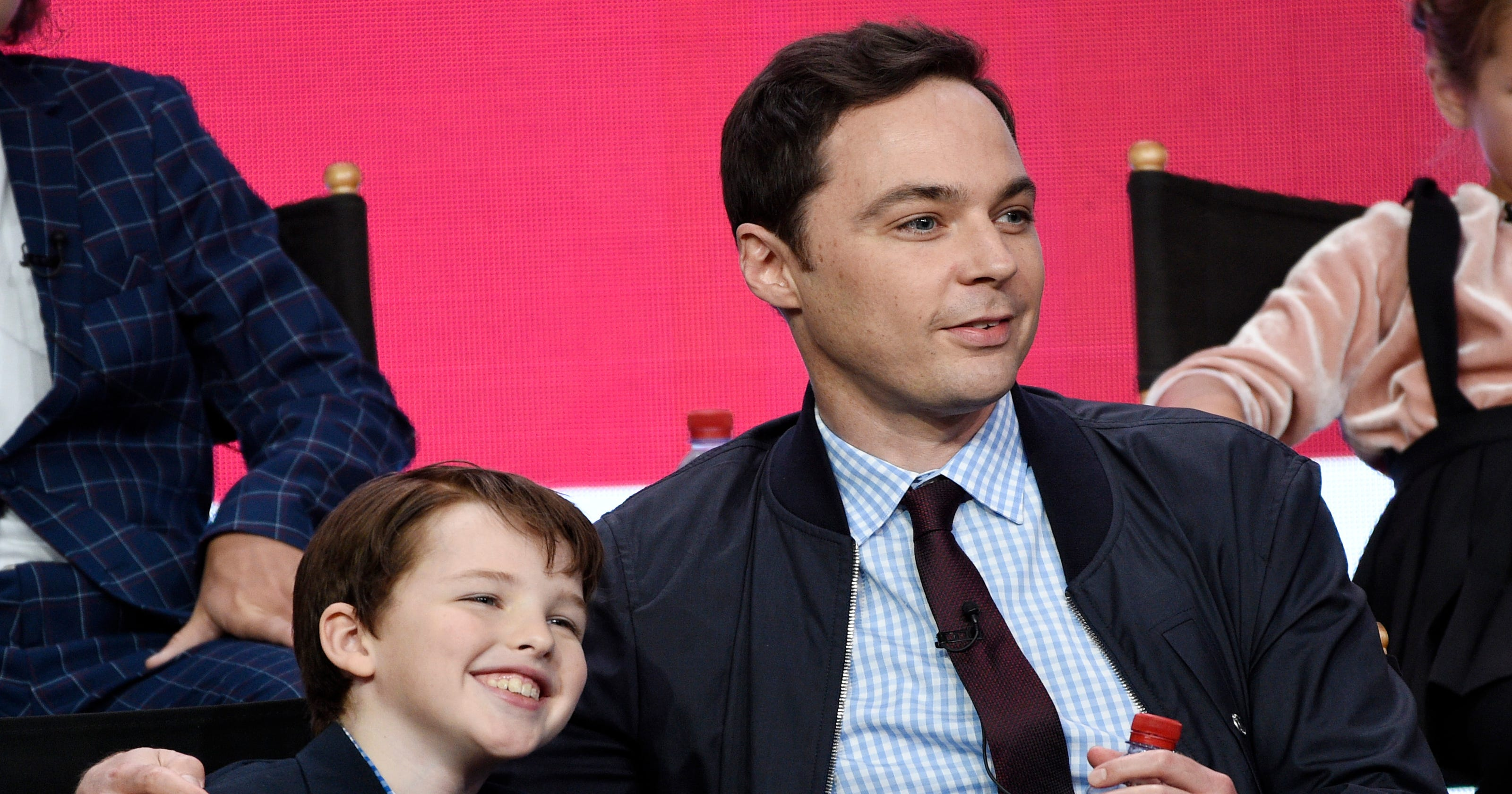Young Sheldon\' is a genius, but Jim Parsons says he was a \'mediocre ...
