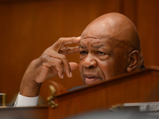 Rep. Elijah Cummings, D-Md., senior Democrat on the House Oversight and Government Reform Committee.